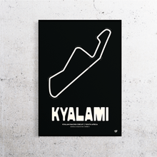 Load image into Gallery viewer, Kyalami Track Print