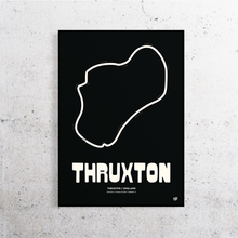 Load image into Gallery viewer, Thruxton Track Print