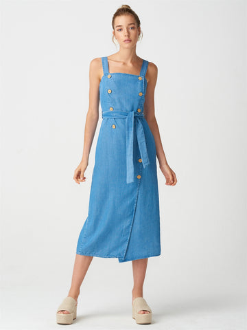 Blue Tencel Drees