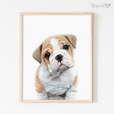 Paw Patrol Puppies | Set of 6 Shipped Prints