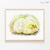 Sleeping Farm Chick Digital Print