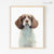 English Springer Spaniel Puppy Digital Print