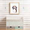 Beagle Puppy Shipped Print