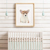 Corgi Puppy Shipped Print