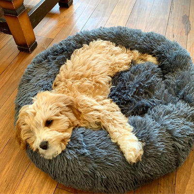 The Original Donut Pet Bed™