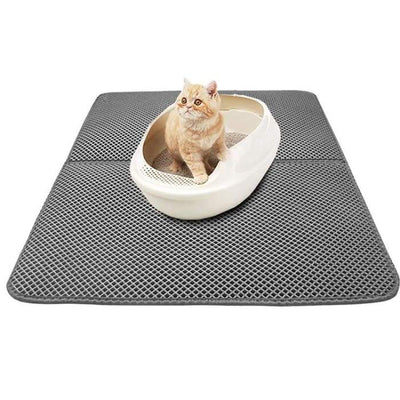Premium Cat Litter Catcher iPetUniversal