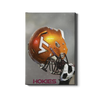 Virginia Tech Hokies - Helmet Held High