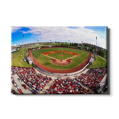 Virginia Tech Hokies - Fish Eye English Field