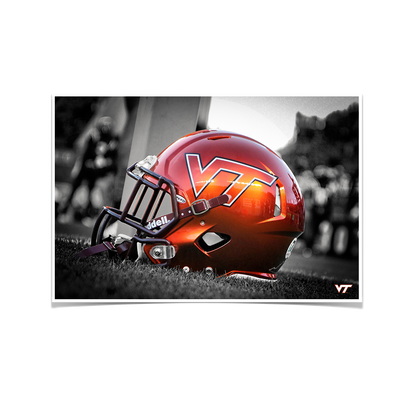 Virginia Tech Hokies - VT Helmet