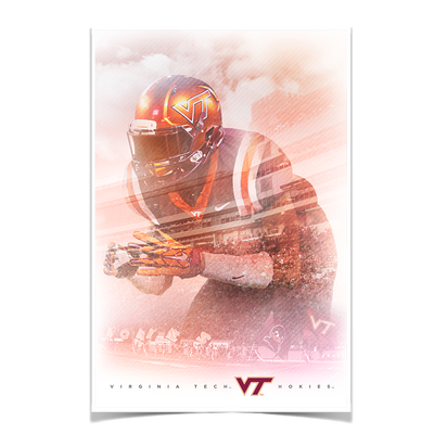 Virginia Tech Hokies - Lets Go VT Hokies