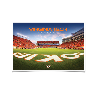 Virginia Tech Hokies - VT Tech Football