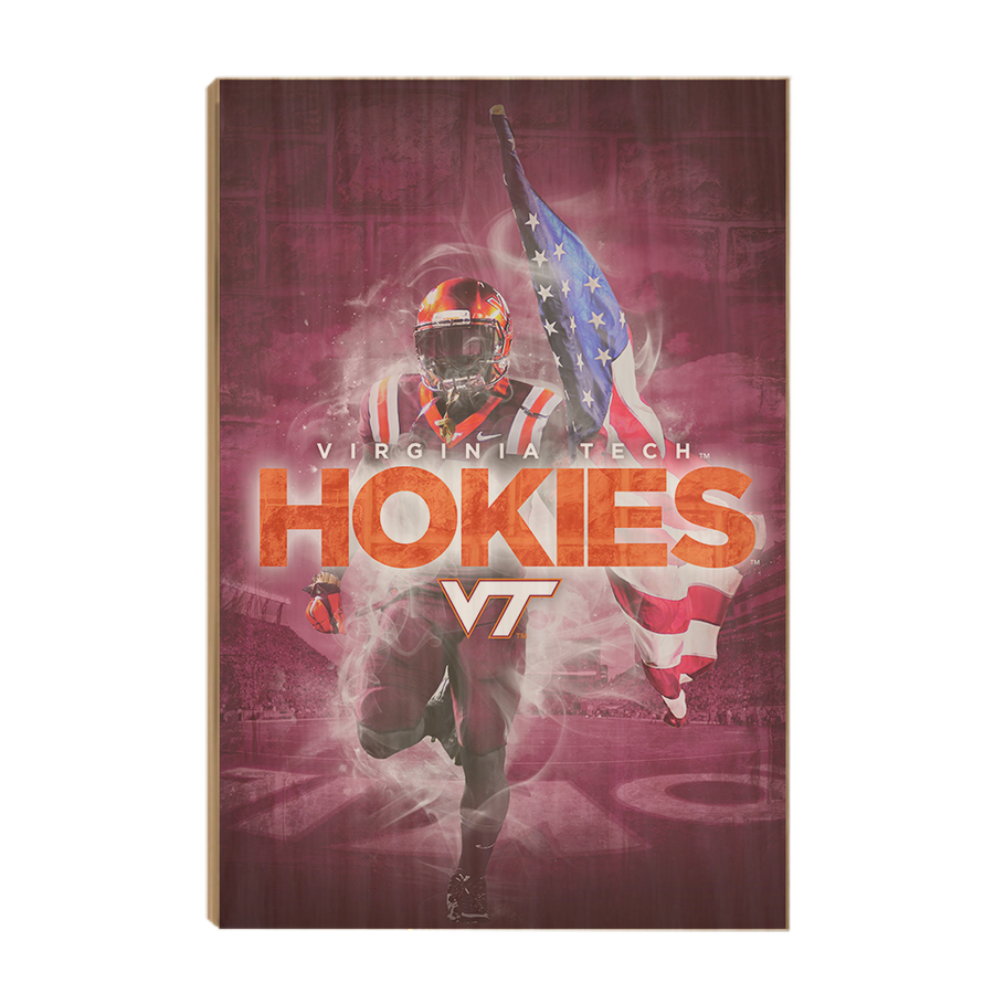 Virginia Tech Hokies - Hokie Smoke
