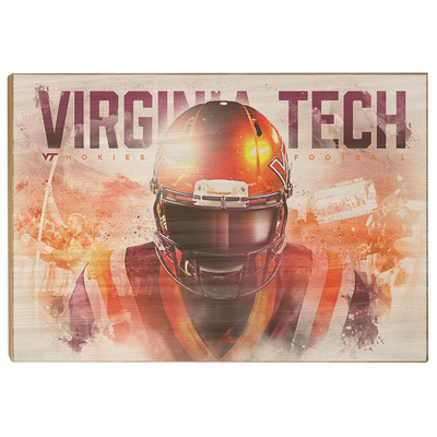 Virginia Tech Hokies - Hokie Double