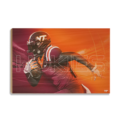 Virginia Tech Hokies - Maroon & Orange