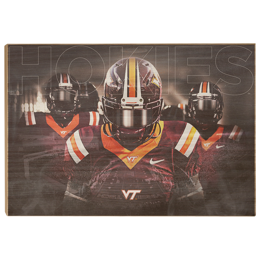 Virginia Tech Hokies - Hokie Entrance