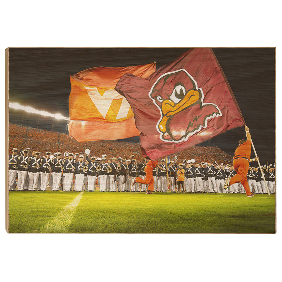 Virginia Tech Hokies - Grand Entrance