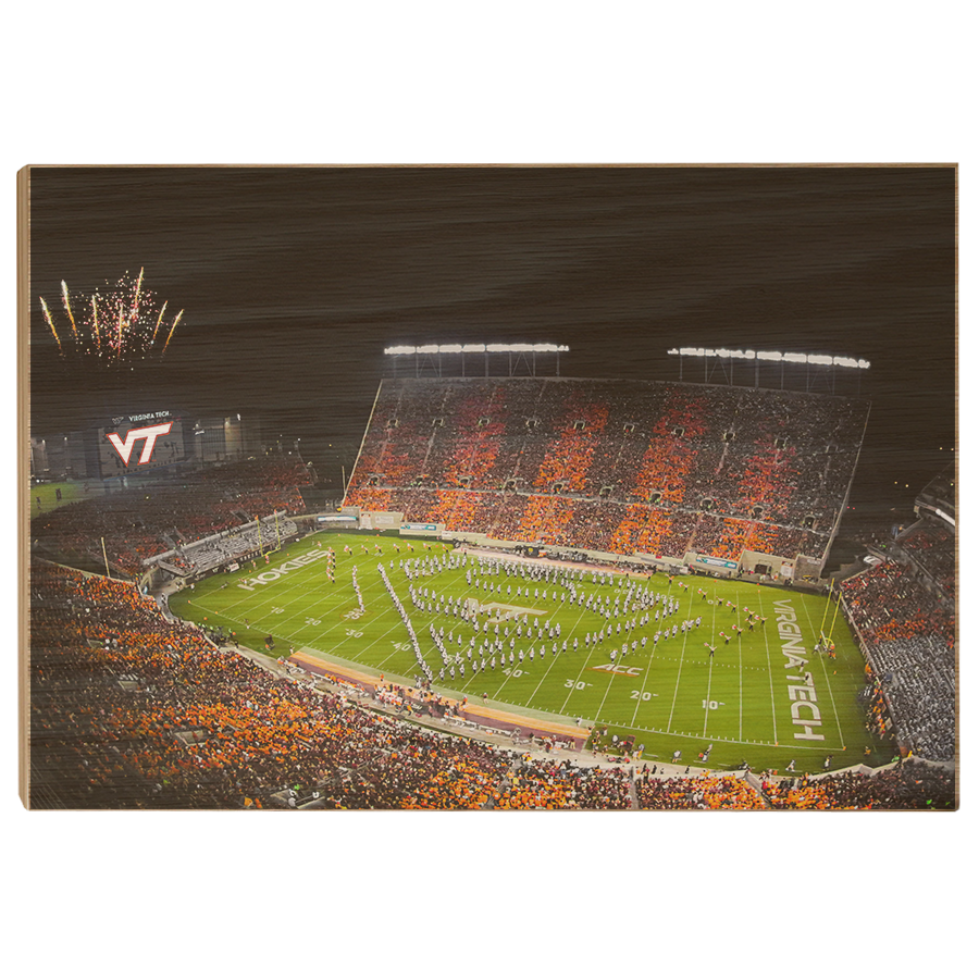 Virginia Tech Hokies - Super VT