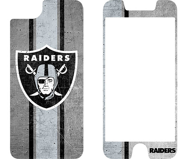 OtterBox Oakland Raiders Alpha Glass Screen Protector
