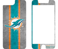 OtterBox Miami Dolphins Alpha Glass Screen Protector