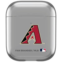 incase clear AirPod case with Arizona Diamondbacks Primary Logo