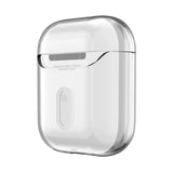 incase clear AirPod case with Portland Timbers Primary Logo