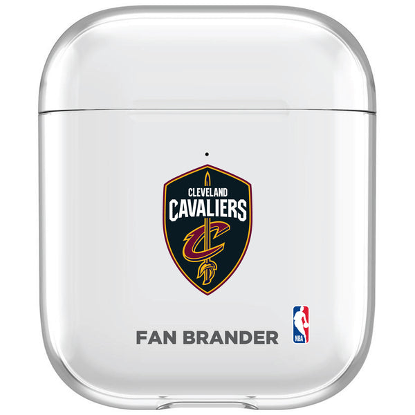 incase clear AirPod case with Cleveland Cavaliers Primary Logo