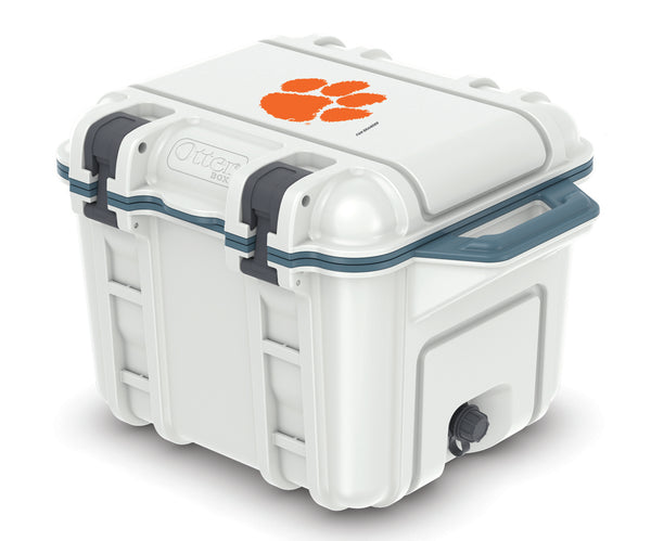 OtterBox Premium Cooler with Clemson Tigers Logo