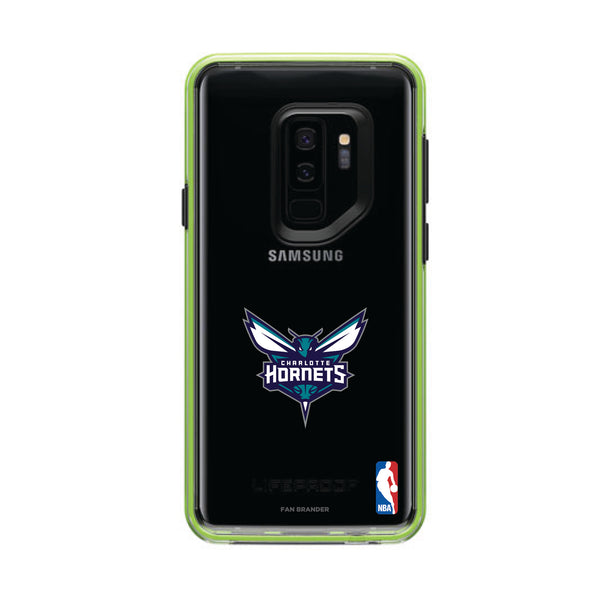 LifeProof Slam Series Phone case with Charlotte Hornets Primary Logo