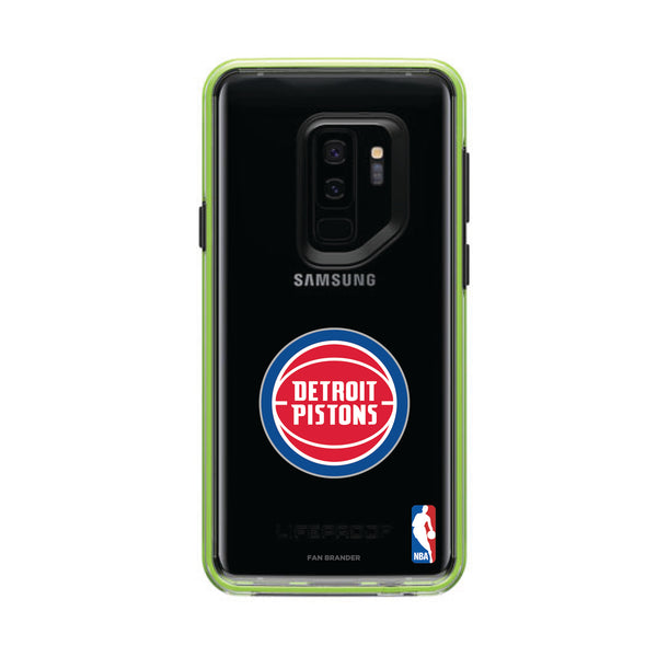 LifeProof Slam Series Phone case with Detroit Pistons Primary Logo
