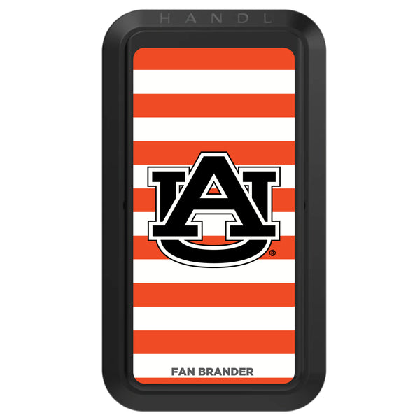 Black HANDLstick with Auburn Tigers Primary Logo with Stripes
