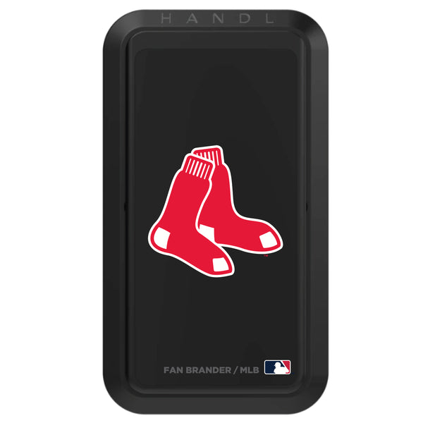 Black HANDLstick with Boston Red Sox Secondary Logo