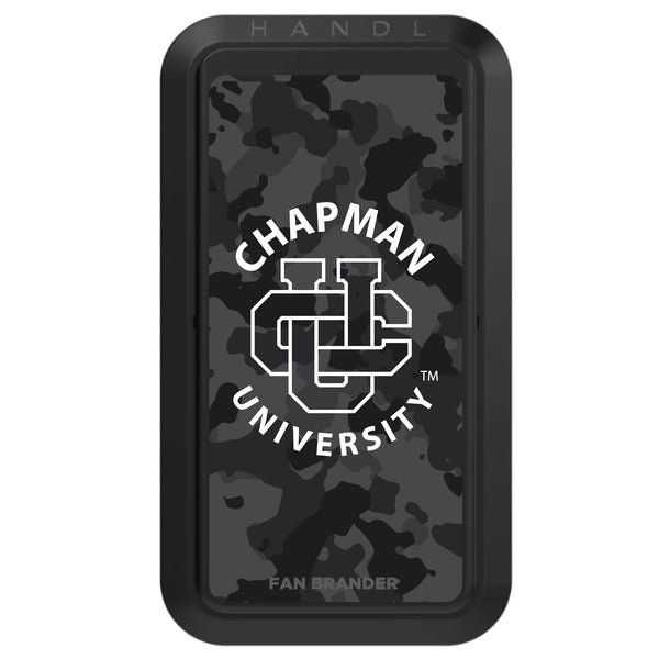 Black HANDLstick with Chapman Univ Panthers Urban Camo design