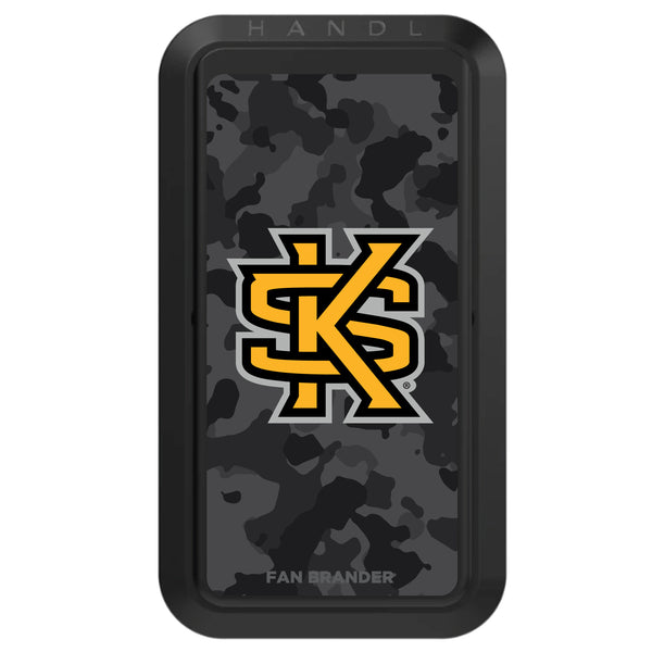 Black HANDLstick with Kennesaw State Owls Urban Camo design