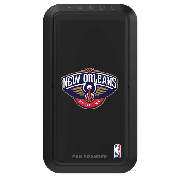 Black HANDLstick with New Orleans Pelicans Primary Logo