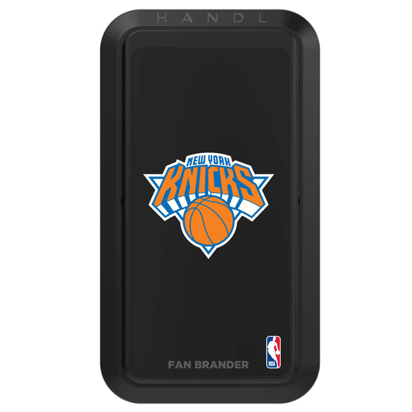 Black HANDLstick with New York Knicks Primary Logo