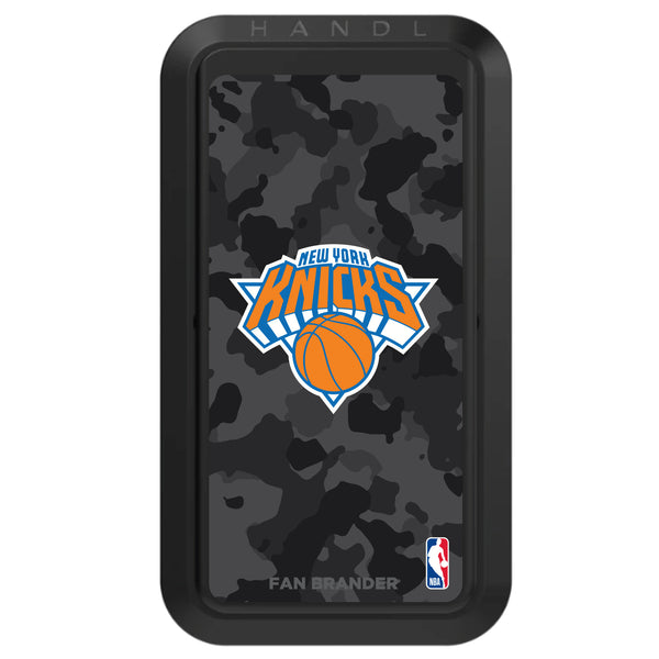 Black HANDLstick with New York Knicks Urban Camo design
