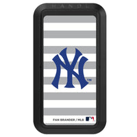 Black HANDLstick with New York Yankees Stripes design