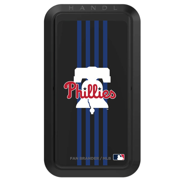 Black HANDLstick with Philadelphia Phillies Vertical Stripe