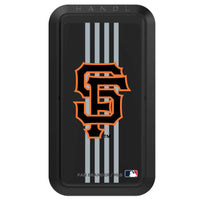 Black HANDLstick with San Francisco Giants Vertical Stripe