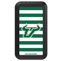 Black HANDLstick with South Florida Bulls Primary Logo with Stripes