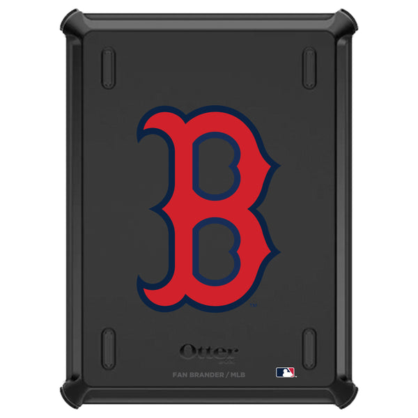 OtterBox Defender iPad case with Boston Red Sox Primary Logo