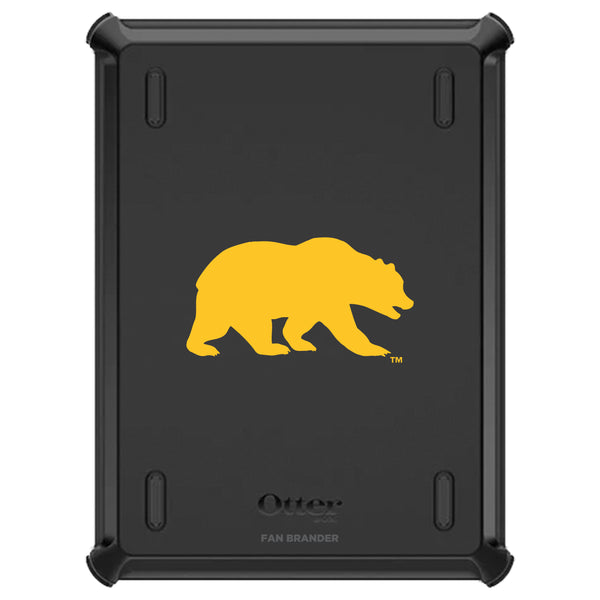 OtterBox Defender iPad case with California Bears Secondary Logo