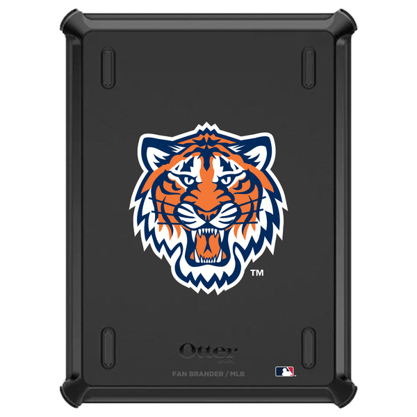 OtterBox Defender iPad case with Detroit Tigers Secondary Logo