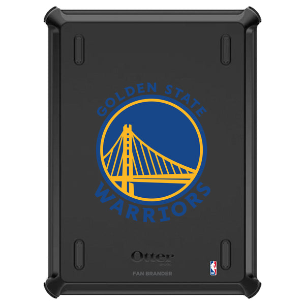 OtterBox Defender iPad case with Golden State Warriors Primary Logo
