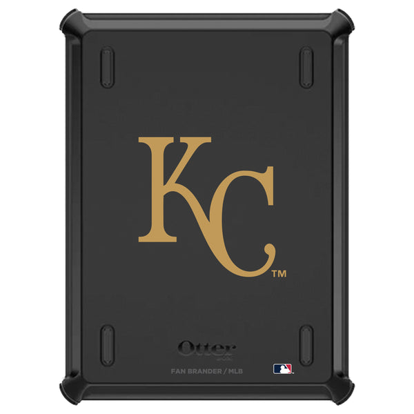 OtterBox Defender iPad case with Kansas City Royals Primary Logo