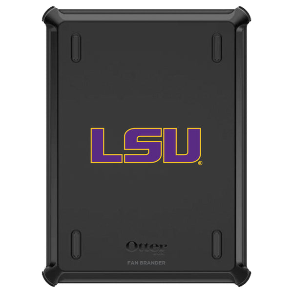 OtterBox Defender iPad case with LSU Tigers Primary Logo