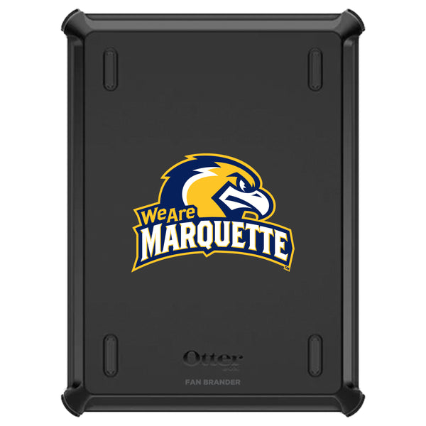OtterBox Defender iPad case with Marquette Golden Eagles Secondary Logo