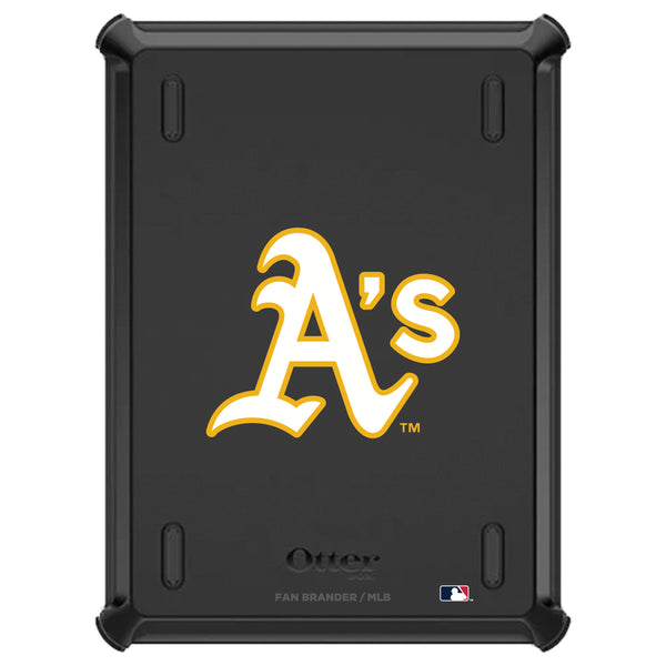 OtterBox Defender iPad case with Oakland Athletics Primary Logo