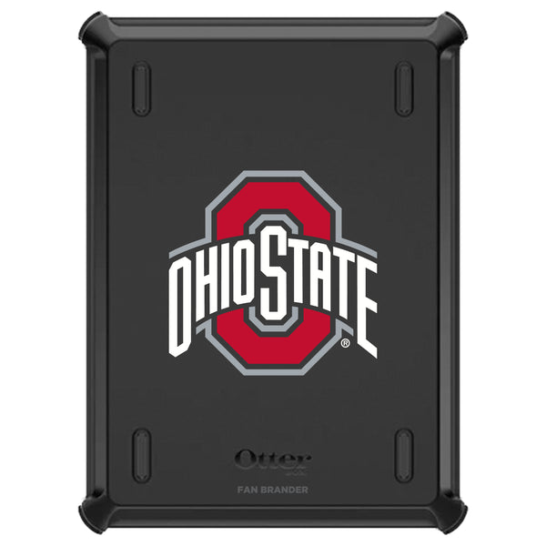OtterBox Defender iPad case with Ohio State Buckeyes Primary Logo