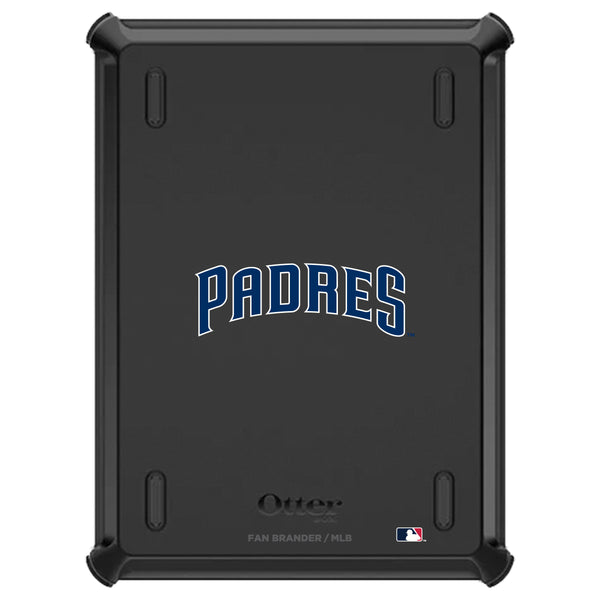 OtterBox Defender iPad case with San Diego Padres Secondary Logo